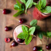 Cherry Mint Lemonade