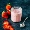 Vegan Strawberry Curd