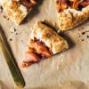 Brown Sugar Vegan Peach Pie