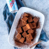 Easy Vegan Truffles with Cola