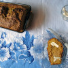 Pumpkin Vegan Beer Bread