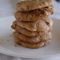 Chocolate Chip Vegan Snickerdoodles