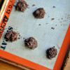 No Bake Chocolate Coconut Haystacks