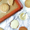 Vegan Maple Creme Sandwich Cookies