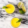 Creamy Mango Lime Margaritas