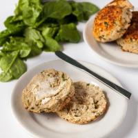 Spinach Artichoke Scones