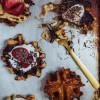 Vegan Brioche Waffles