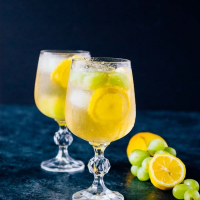 Sweet Lemon Grape Sangria