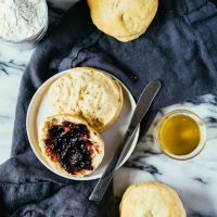 Olive Oil Vegan Biscuits