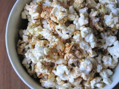 Mexican Spiced Popcorn