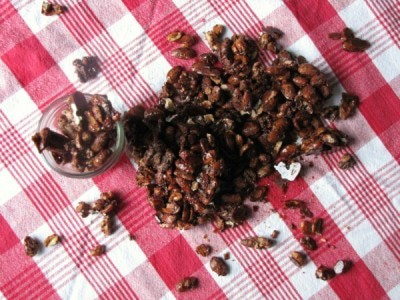 Vegan Sugar and Spice Nuts