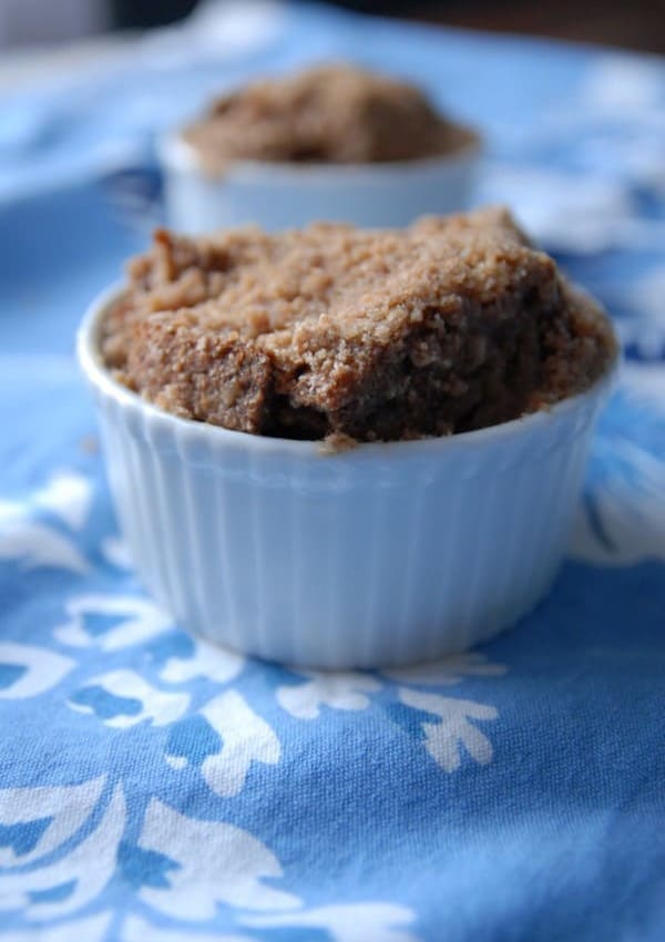 Baked Cinnamon Raisin Vegan French Toast Cups