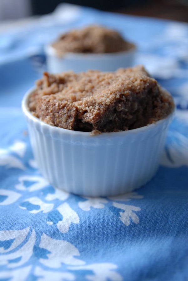Baked Cinnamon Raisin Vegan French Toast Cups