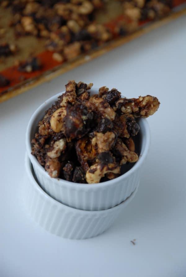 Peanut Butter Trail Mix