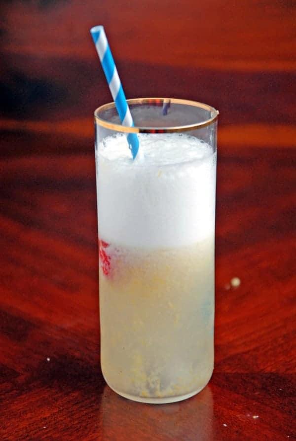Lemon Crush Cocktail