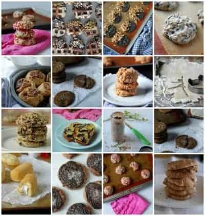 Vegan Holiday Baking Roundup