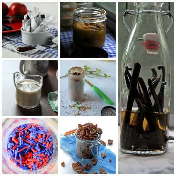 Last Minute Kitchen DIY Gifts//heartofabaker.com