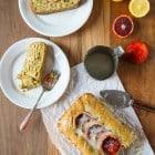 Citrus Poppy Seed Vegan Pound Cake--heartofabaker.com