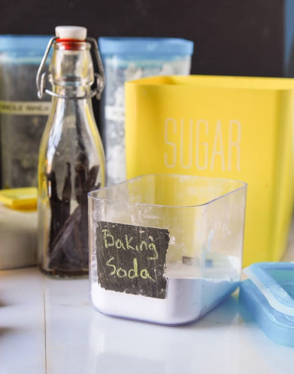 Vegan Baking Pantry Essentials//heartofabaker.com