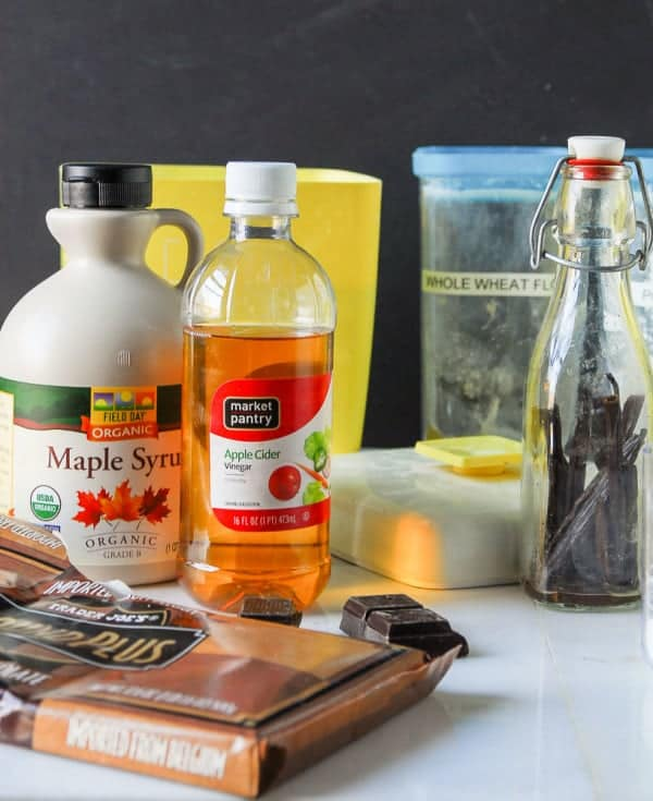 Vegan Baking Pantry Essentials//heartofabaker.com