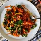 Thai Chopped Salad with Peanut-Lime Dressing