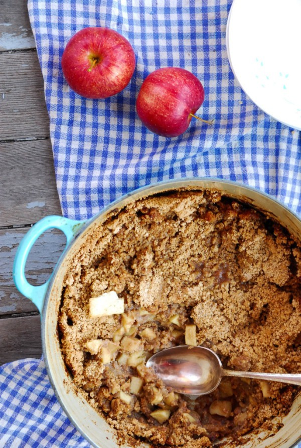 Fall Baking: Cakes, Crisps and Everything In-Between