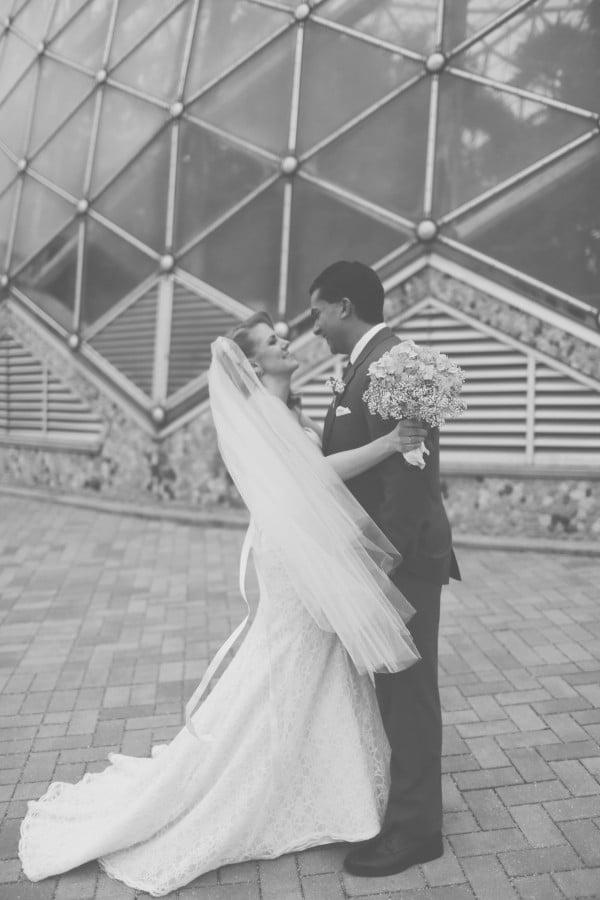 Milwaukee Wedding- Mitchell Park Domes