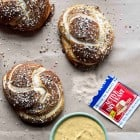 Everything Soft Pretzel Knots