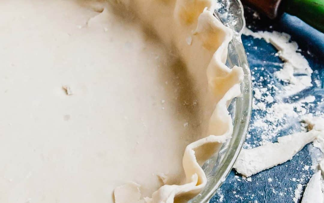 The Best Vegan Pie Crust Recipe