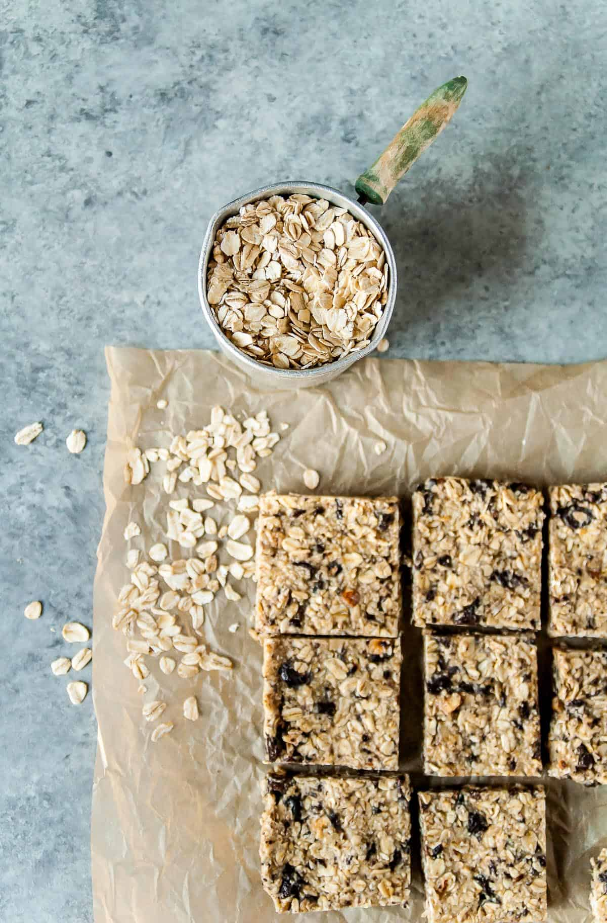 Chocolate almond vegan granola bars heart of a baker vegan quick and easy chocolate almond vegan granola bars perfect for snacking or dessert vegan ccuart Image collections